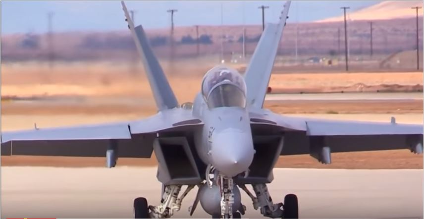 U.S. Navy Sends Four Advanced Electronic Warfare Fighter Jets E/A-18G To The Philippines Featured