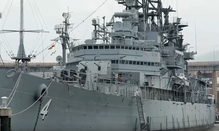 U.S. Navy ship 3 - (VIDEO) This Is How The U.S. Navy Plans To Build A More Developed & Lethal Super Frigate
