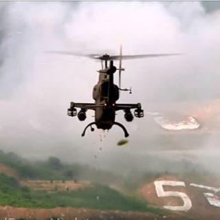 U.S. Show of Force in Korea