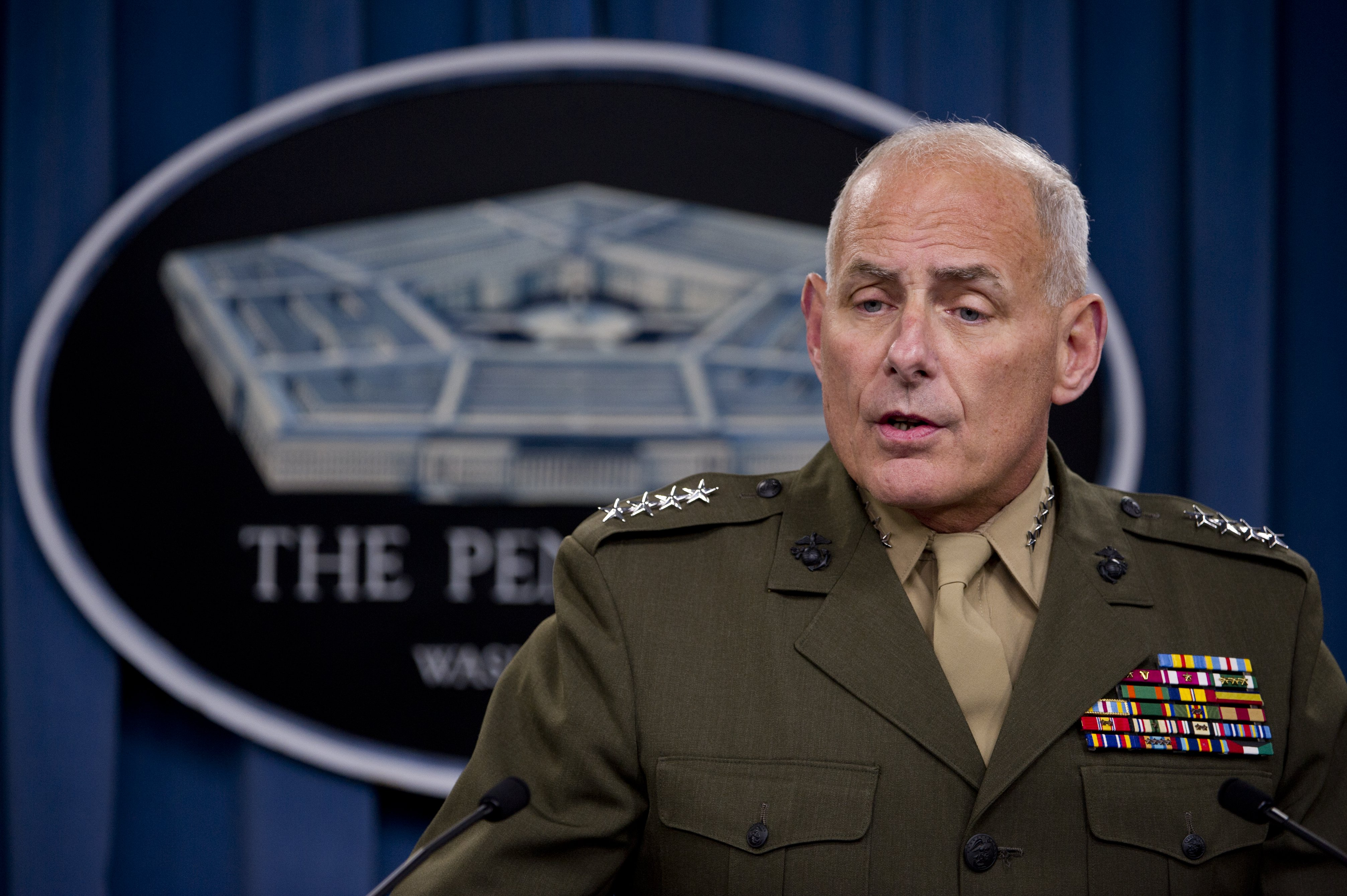 Marine Gen. John Kelly boldly takes charge as White House Chief of Staff: Ousts Anthony Scaramucci Featured