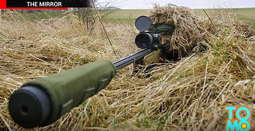 Money Shot – Watch How This Sniper Killed 6 Terrorists With One Bullet Featured