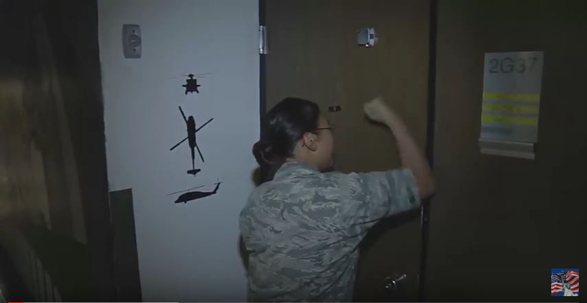 Rare Glimpse Into U.S. Air Force Academy's First Day Of Cadet Training Shows The Craziness Within Featured