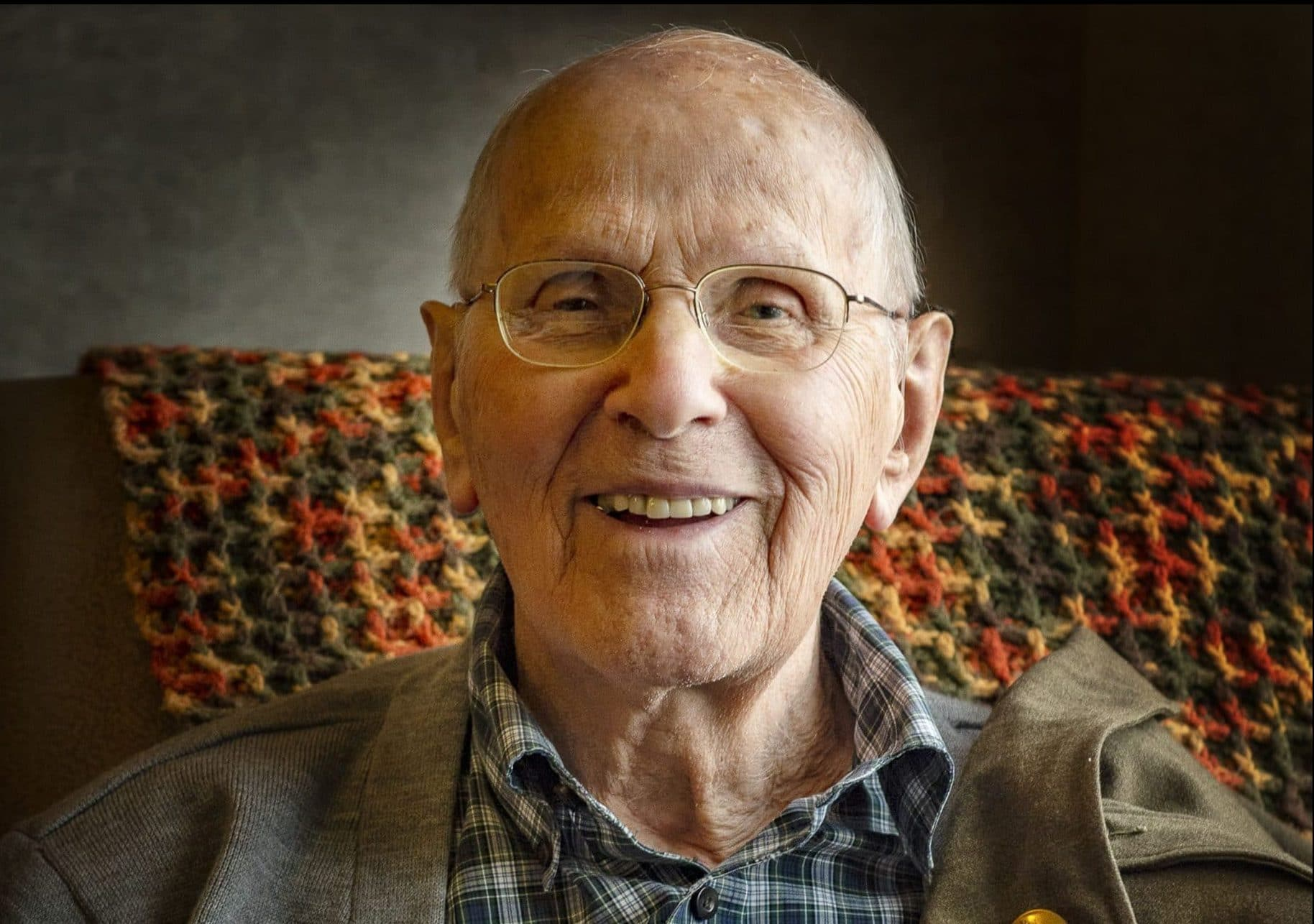 PA artilleryman, 97, says he was no World War II hero. His actions show otherwise.
