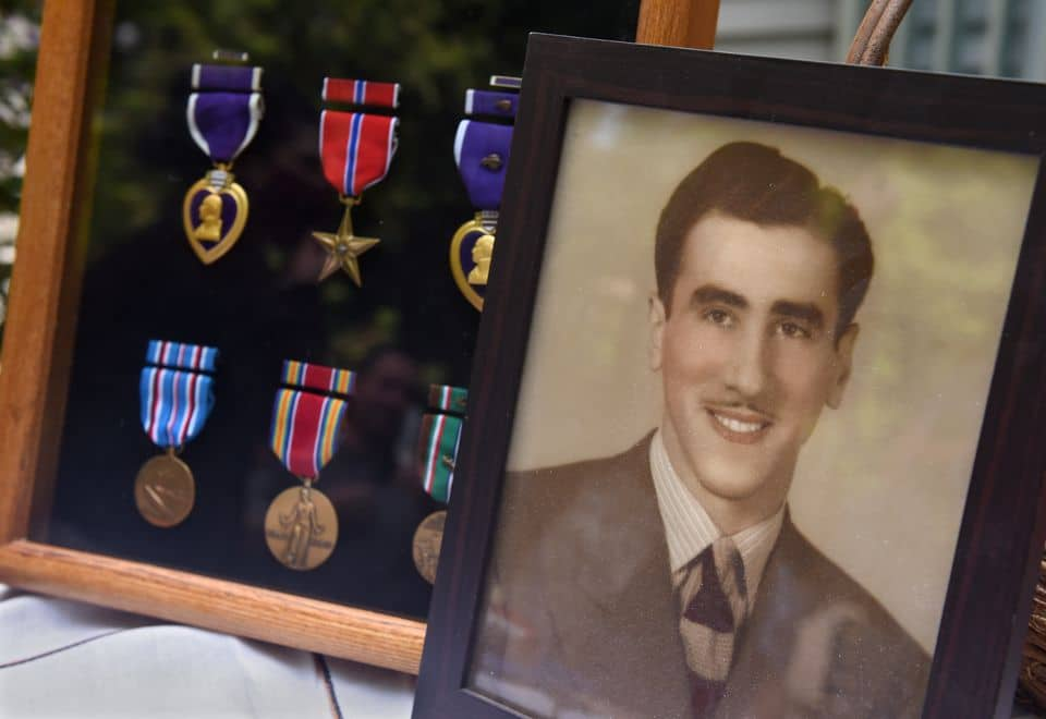 Cherishing 100 years of a World War II veteran with Purple Stars, patience and a love of peace