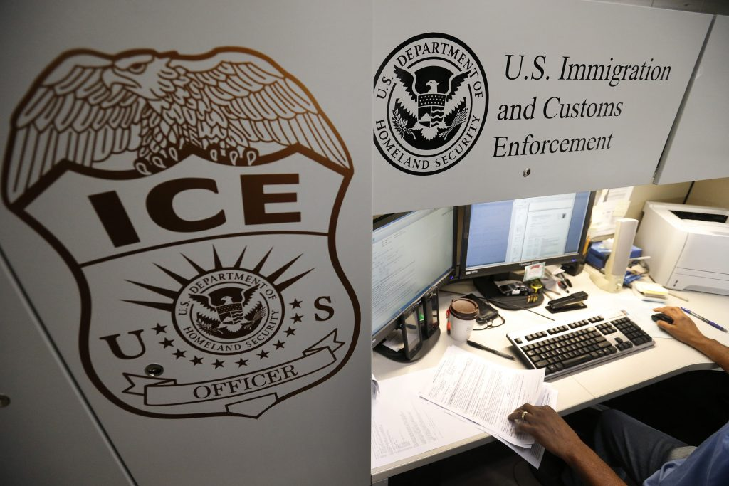 ICE tells asylum seeker living at church to leave US or face fines, prosecution