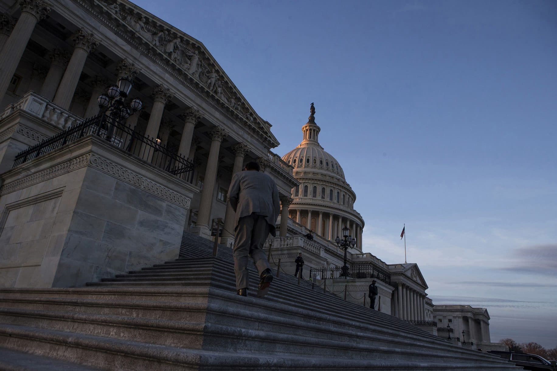 Senate approves two-year, $2.7 trillion government spending bill