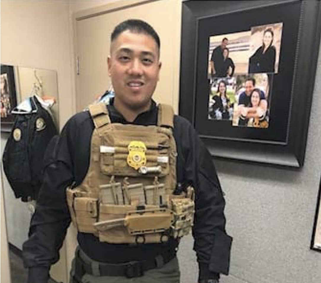 CA man masquerading for years as federal agent pulled over motorists, obtained guns, feds allege