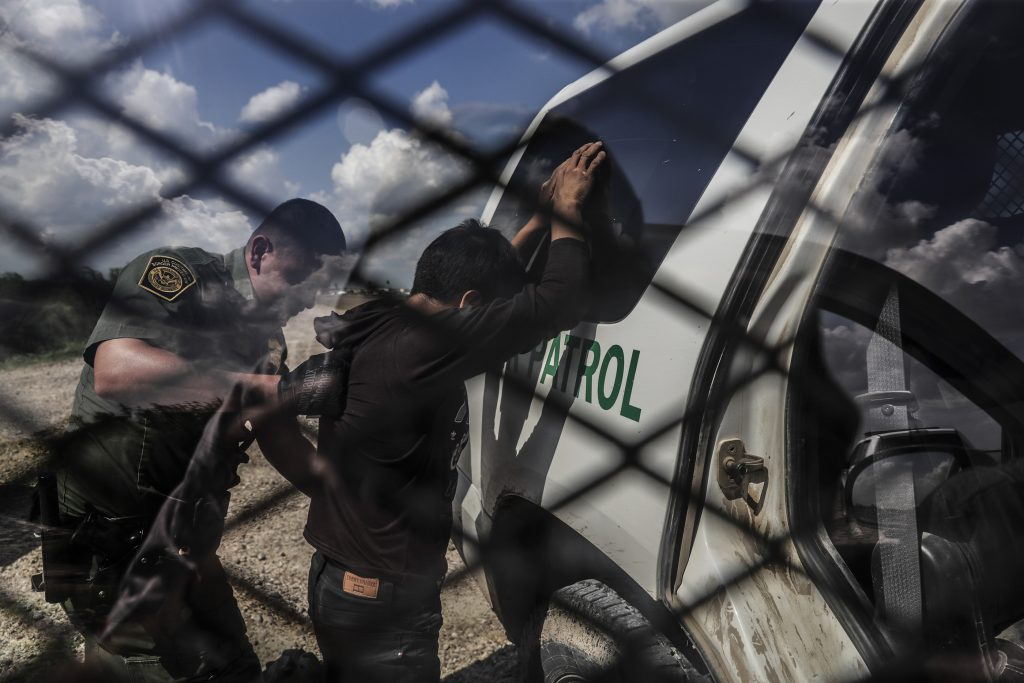 Illegal alien crossings at southern US border declined in September
