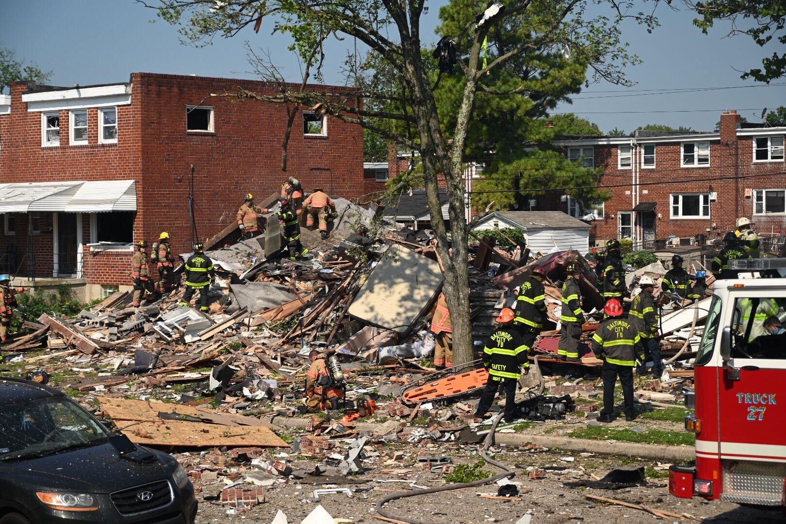 baltimore explosion - photo #12