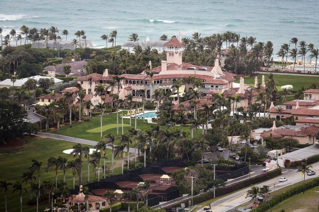 US Marine unit wants to hold annual ball at presidential venue: Trump's Mar-a-Lago club