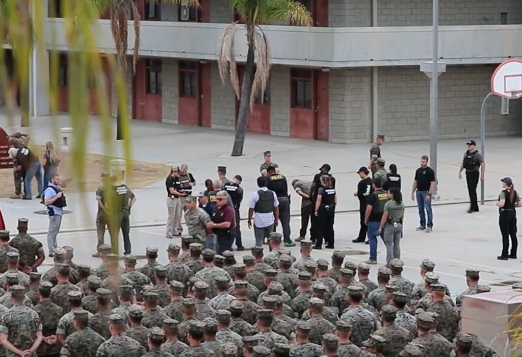Arrests ruled unlawful in human smuggling case against Marines