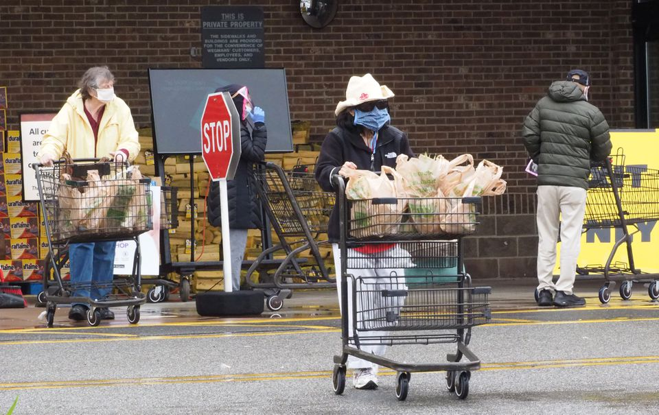 N.J. will now require people wear masks outside to battle coronavirus, Murphy says