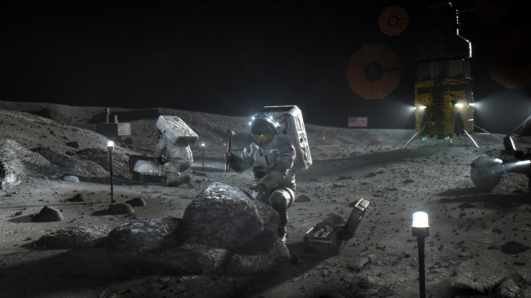 NASA plans to land woman, and next man, on moon by 2024; it just needs $3.2 billion