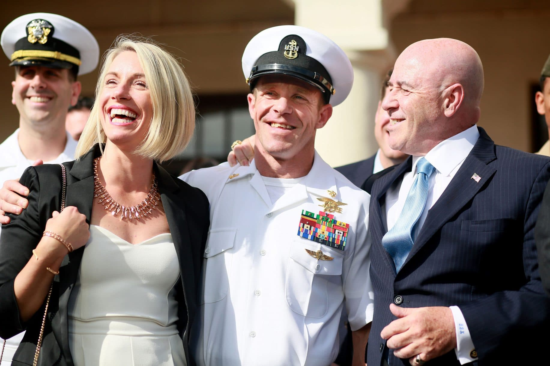 Video: Retired Navy SEAL Eddie Gallagher strikes back at SEALs who testified against him