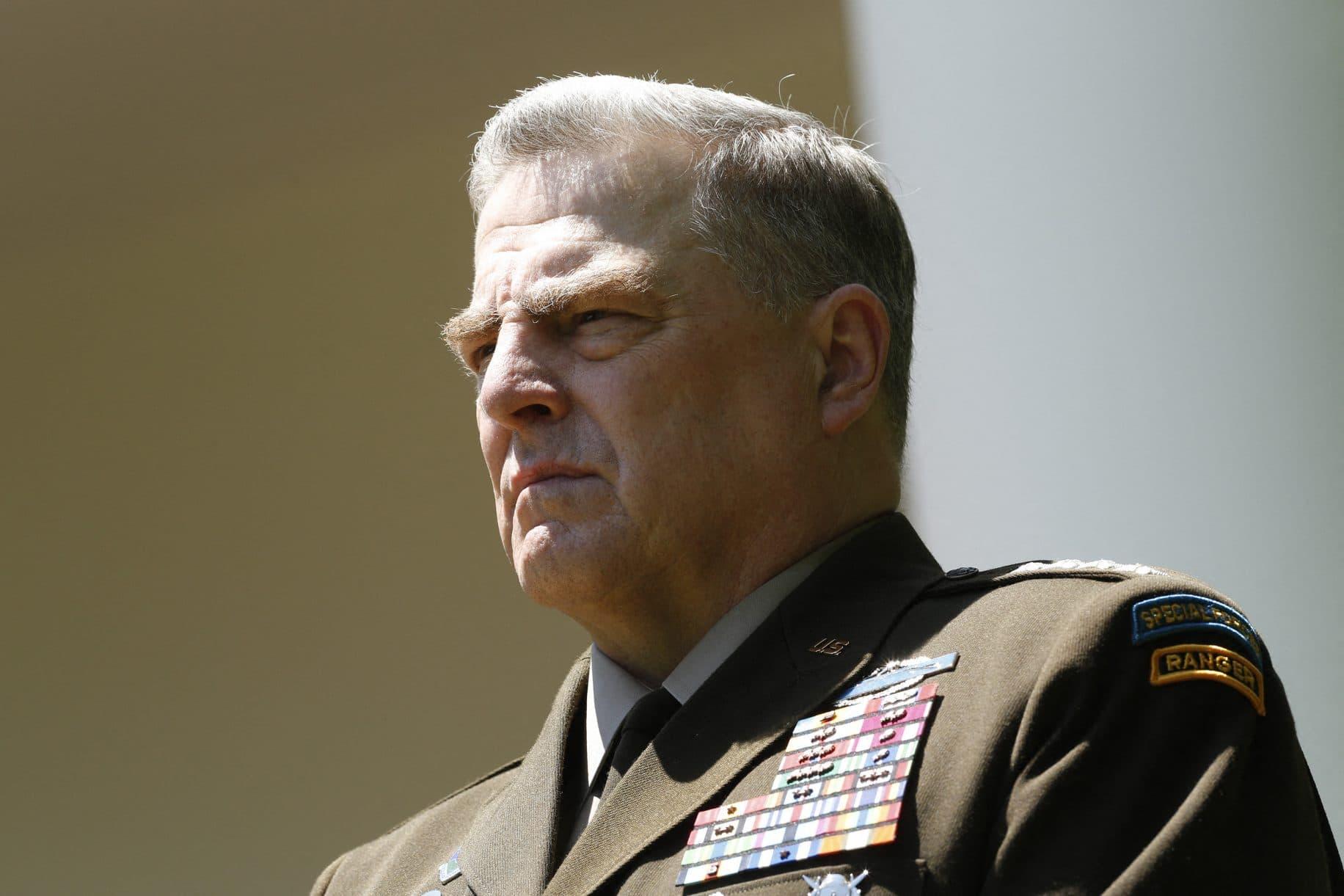 Gen. Milley caveats Trump's Afghanistan Christmas ...