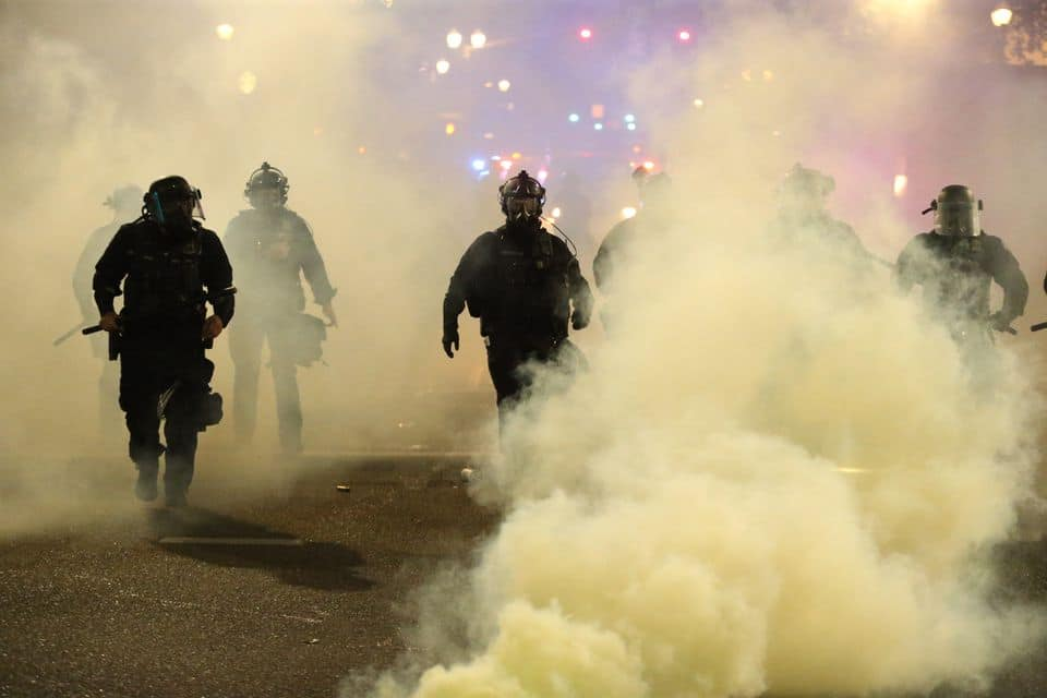 2,000+ cops injured in 2020 riots in NYC, LA, Houston and more, police group says