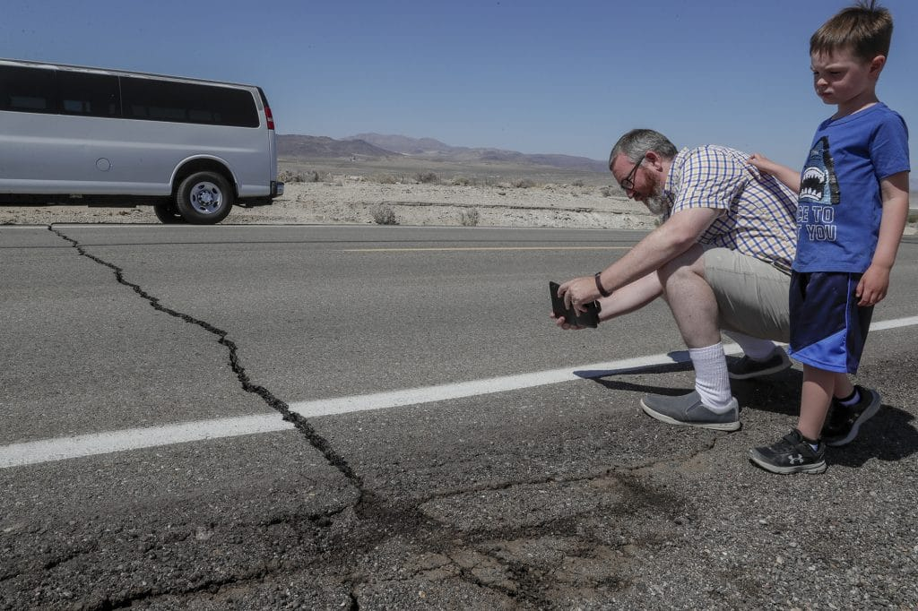Unprecedented movement detected on California earthquake fault capable of 8.0 temblor