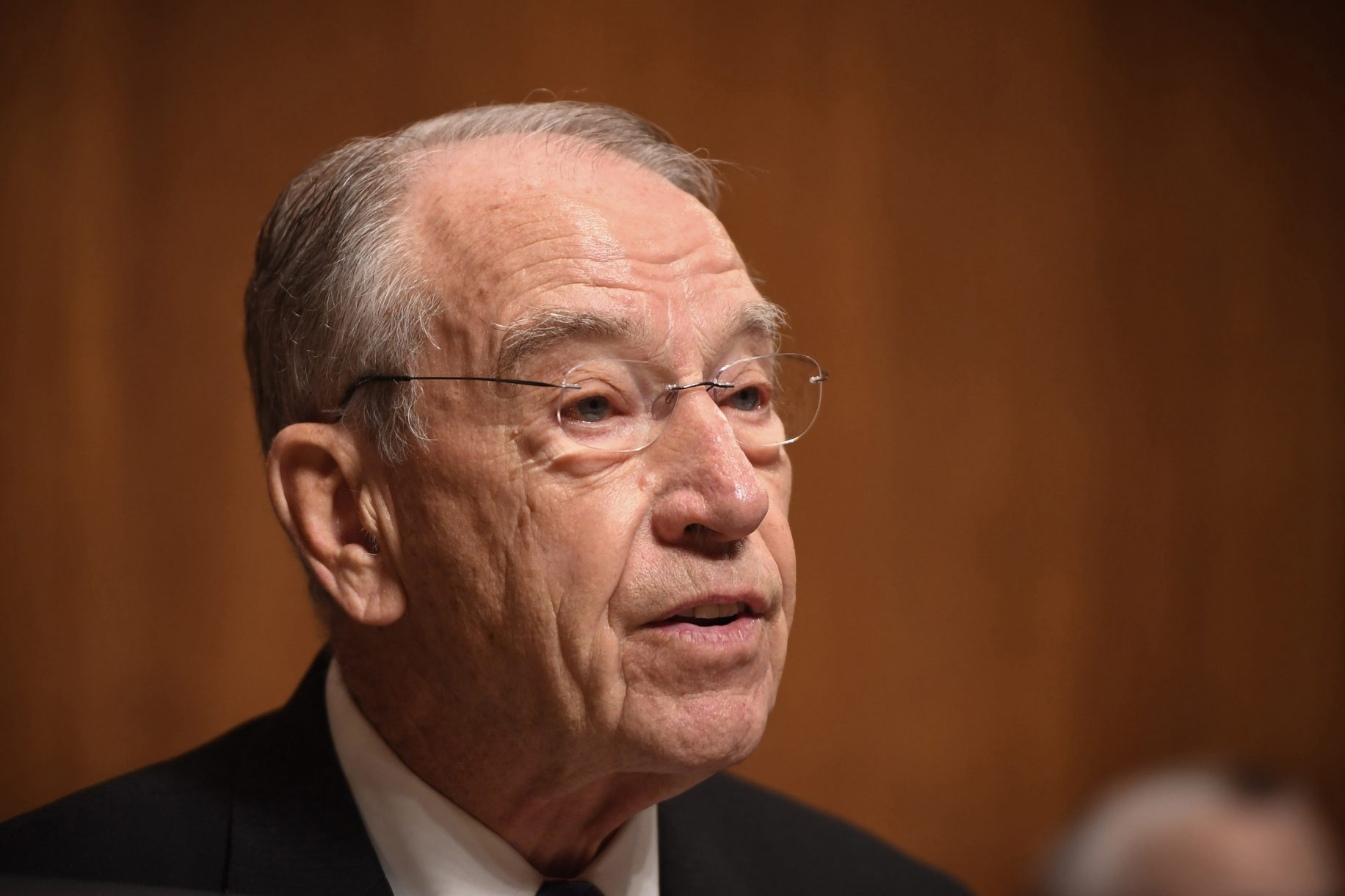 Veto override likely if Trump vetoes military base renaming legislation, Sen. Chuck Grassley predicts