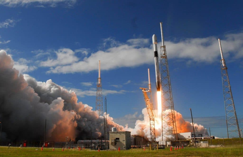 SpaceX postpones next launch of its internet satellites due to 'extreme weather' at rocket recovery site