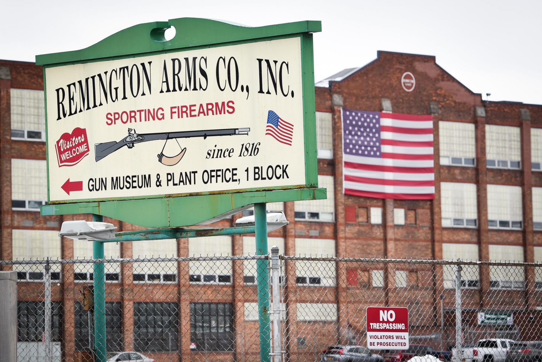Remington Arms may file bankruptcy again, could be bought by Navajo Nation: report