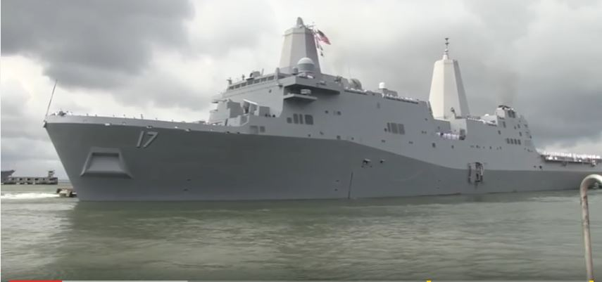 See A Display Of The World's Largest & Most Impressive Fleet Of Military Ships Featured