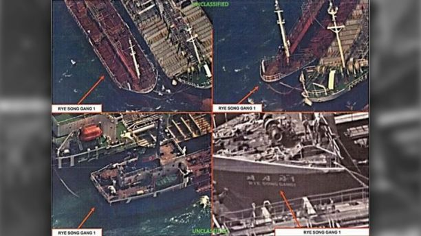 South Korea Seizes Ship It Claims Transferred Oil to North Korea