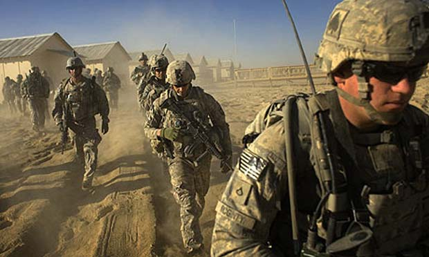 US Troops In Afghanistan: 10,000 Or None At All Featured