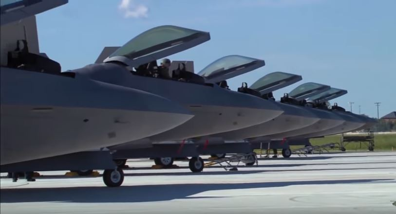 Could The Lockheed Martin F-22 Raptor Be Making A Comeback In The Trump Administration? Featured