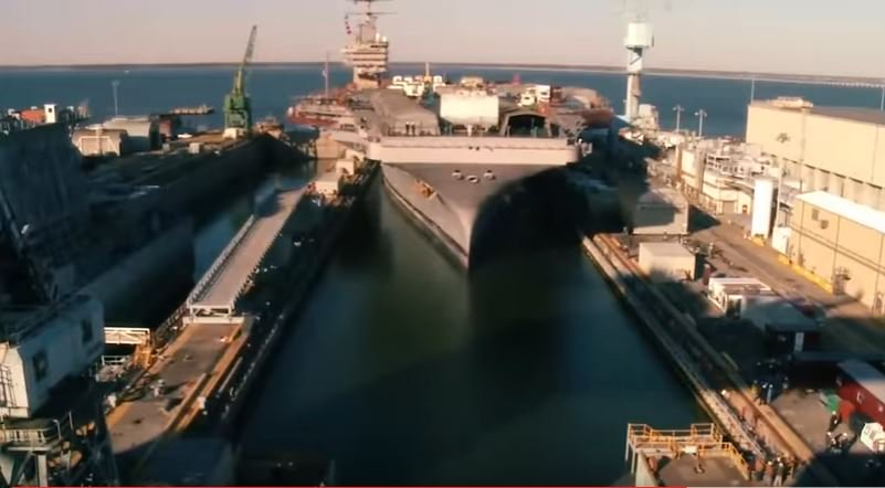 USS Abraham Lincoln - (VIDEO) USS Abraham Lincoln Becomes The 1st U.S. Navy Aircraft Carrier Able To Carry The F-35C Stealth Fighter