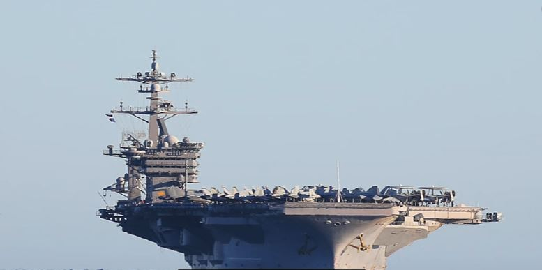 USS Carl Vinson - Top 5 Facts That Makes The Carrier Strike Group USS Vinson Such A Powerful Weapon & Why It Has China Paying Attention