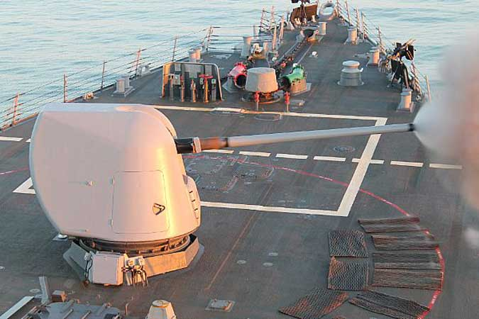 Sailor Shot And Killed Aboard Navy Ship Featured