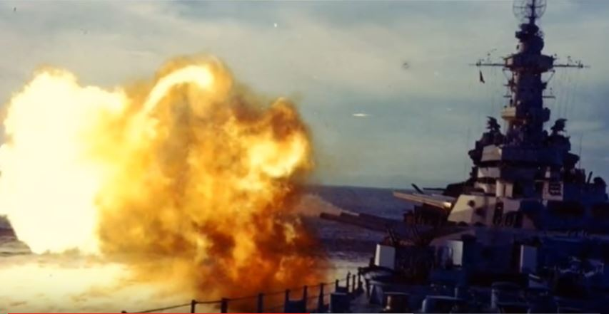 (VIDEO) 'Mighty Mo' USS Missouri's decorated history over 50 years as US' 'mightiest battleship' Featured