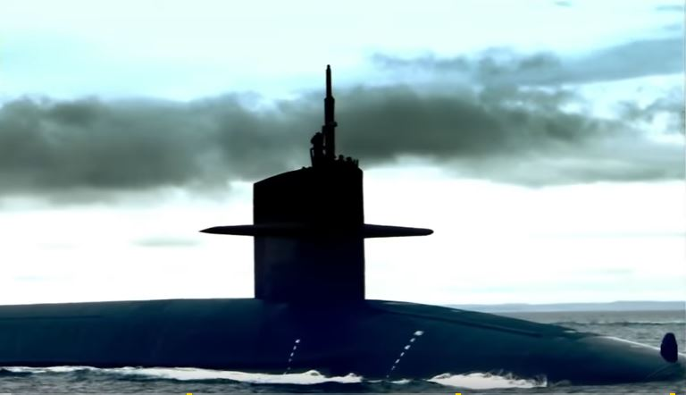 Get An Inside Look At The U.S. Navy's Largest Submarine Featured