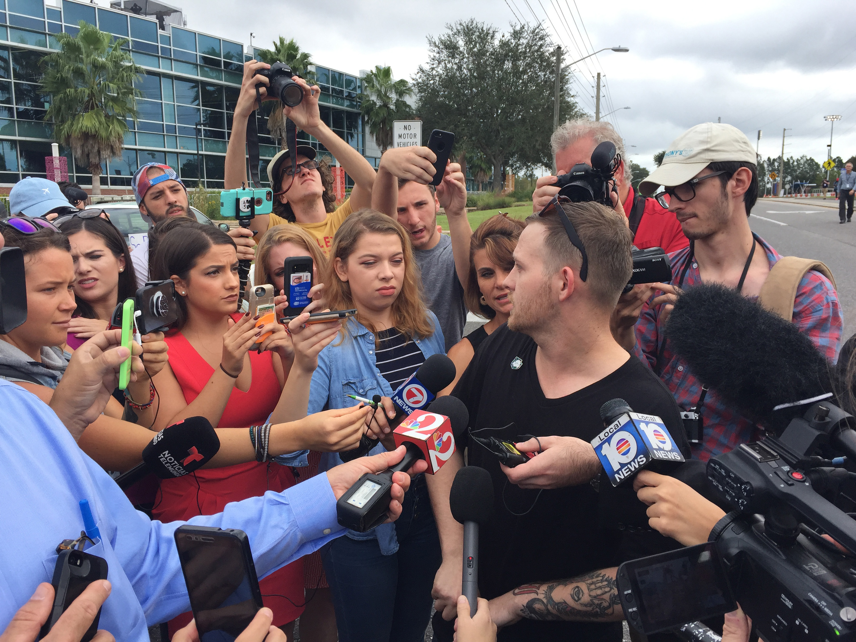 University of Florida and local authorities brace for speech by white nationalist Richard Spencer Featured