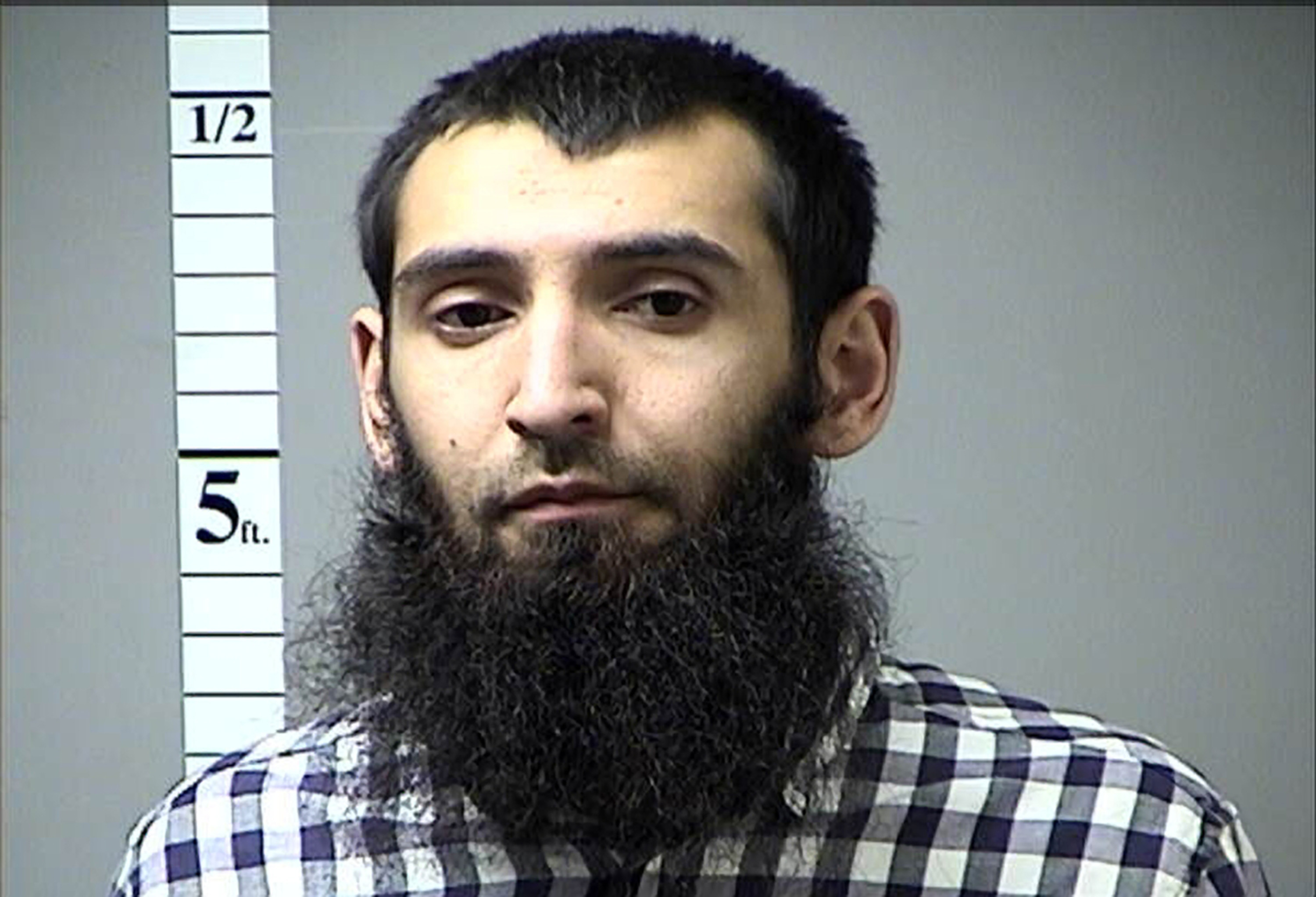 Sayfullo Saipov's sister says her 'brainwashed' brother shouldn't get death penalty for bike path attack Featured