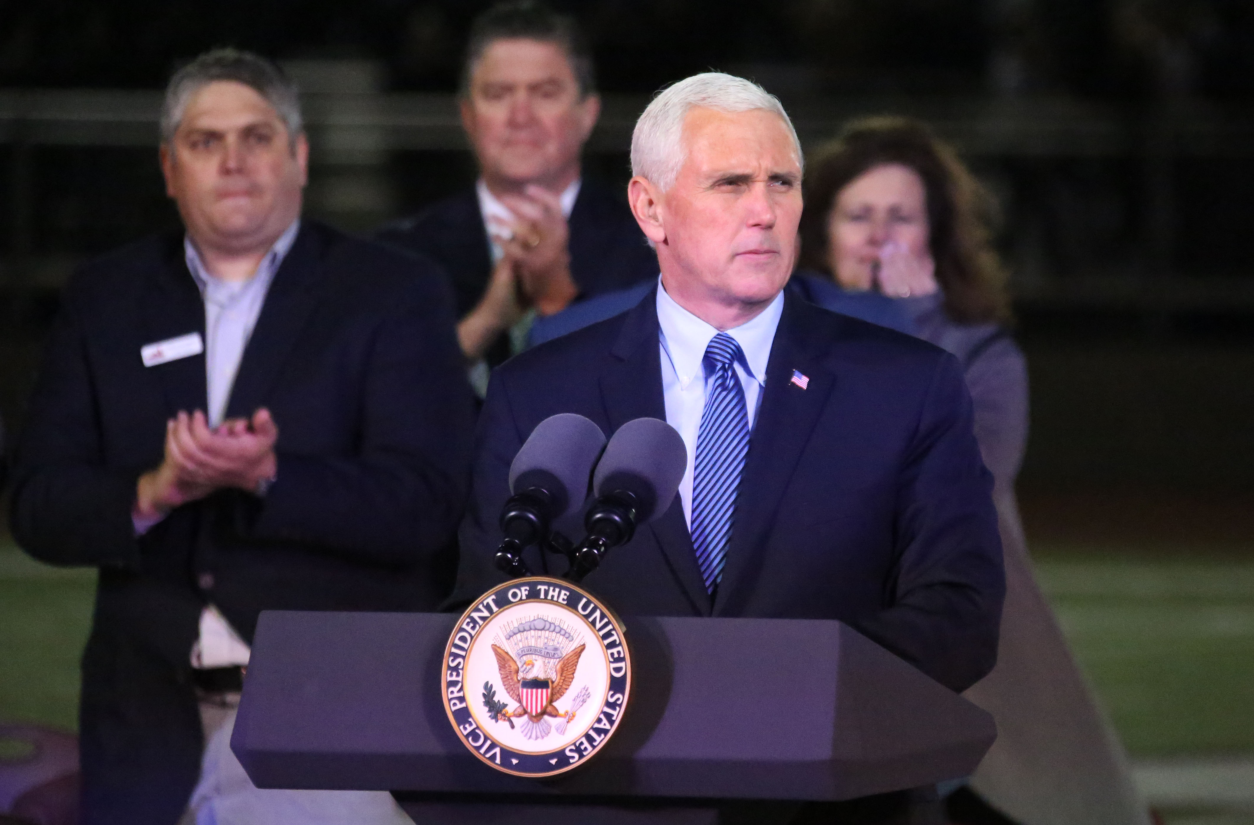 Pence: Air Force 'moving aggressively' to find out how Texas killer's conviction slipped through the cracks Featured