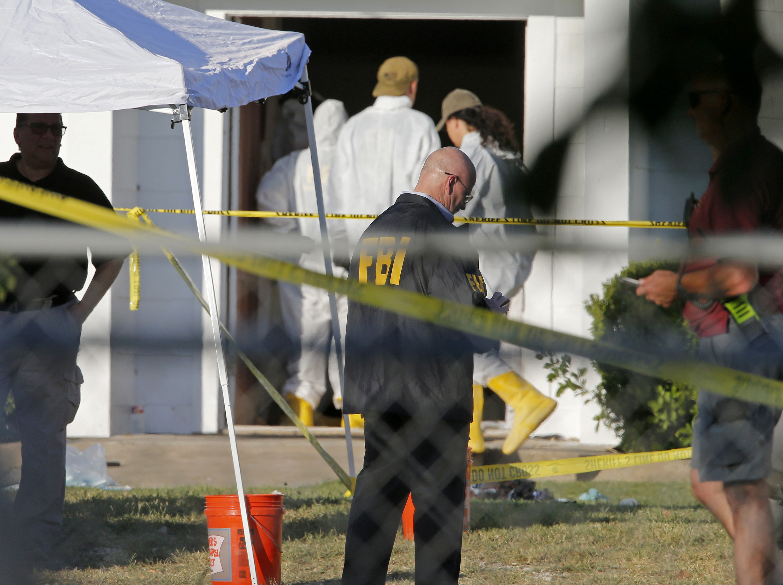 US NEWS TEXAS SHOOTINGS 3 ZUM - The 11 deadliest mass shootings in modern US history