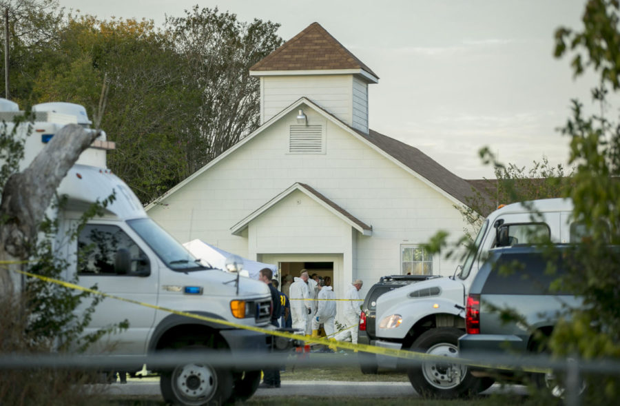 US NEWS TEXAS SHOOTING 7 AU - Former classmates paint portrait of Texas church shooter's 'twisted' past: 'Over the years we all saw him change'