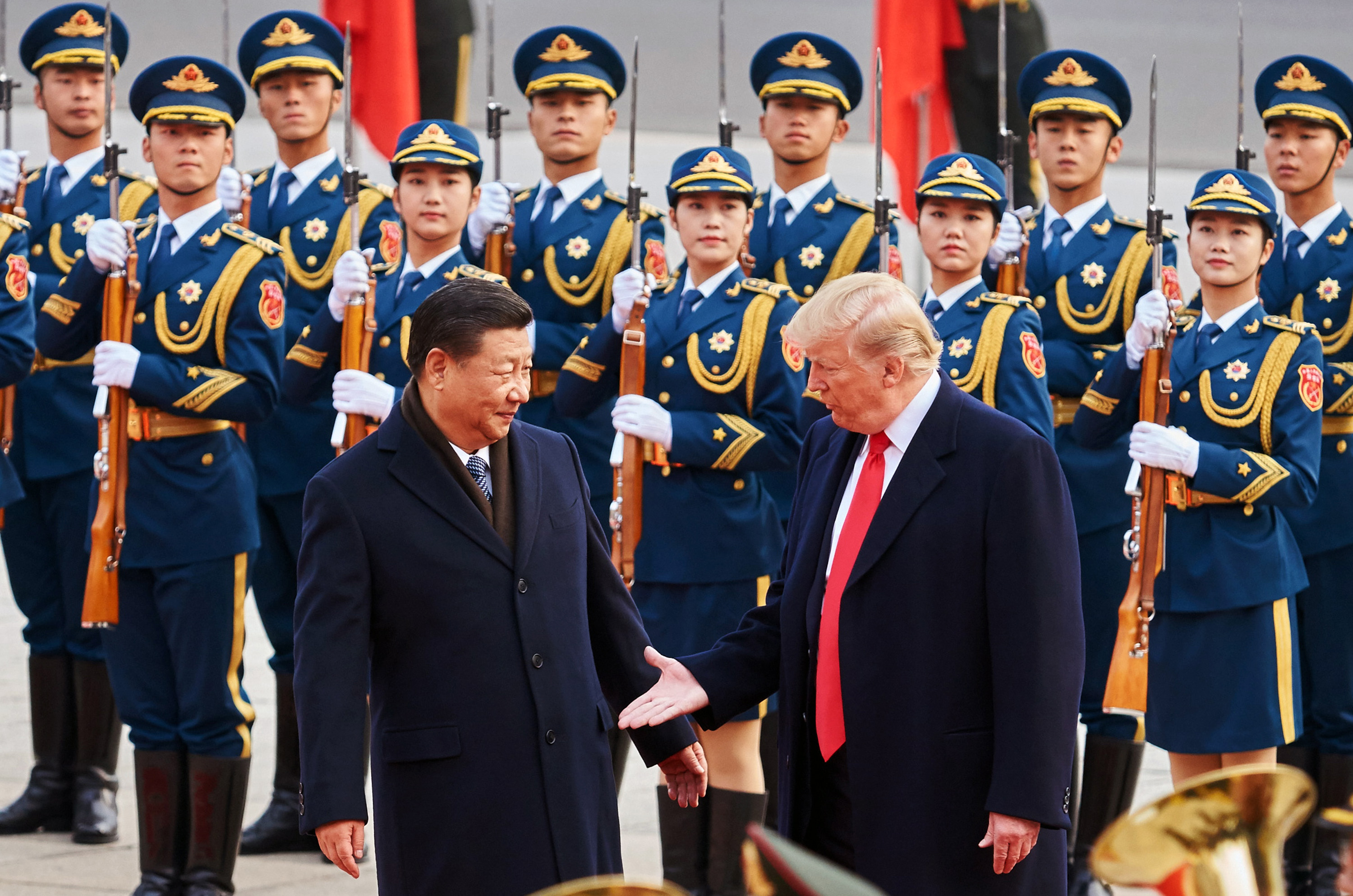 China's leaders don't like Trump's North Korea talk; but some Chinese do Featured