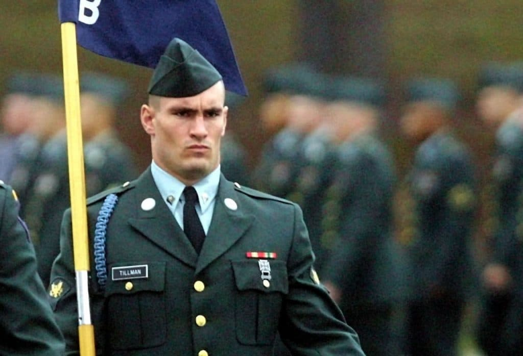 Army Ranger Pat Tillman Remembered On 15th Anniversary Of