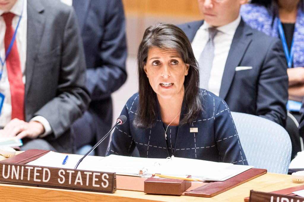 US to impose more sanctions on Russia after chemical attack in Syria, Haley says | American Military News