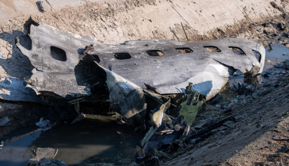 Ministers say Tehran won't hand over 'damaged' black box of downed Ukrainian plane