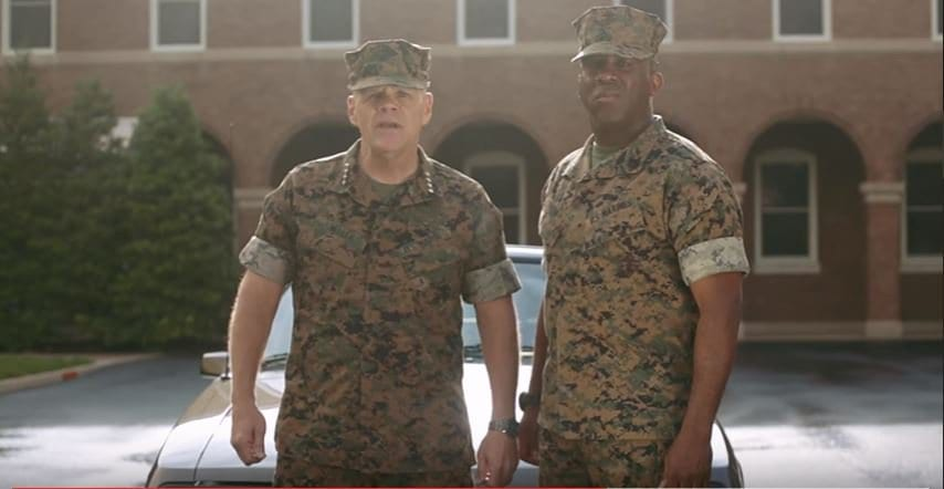 Vehicle Inspection - U.S. Marines Start 101 Days Of Summer With A Customary Safety Brief