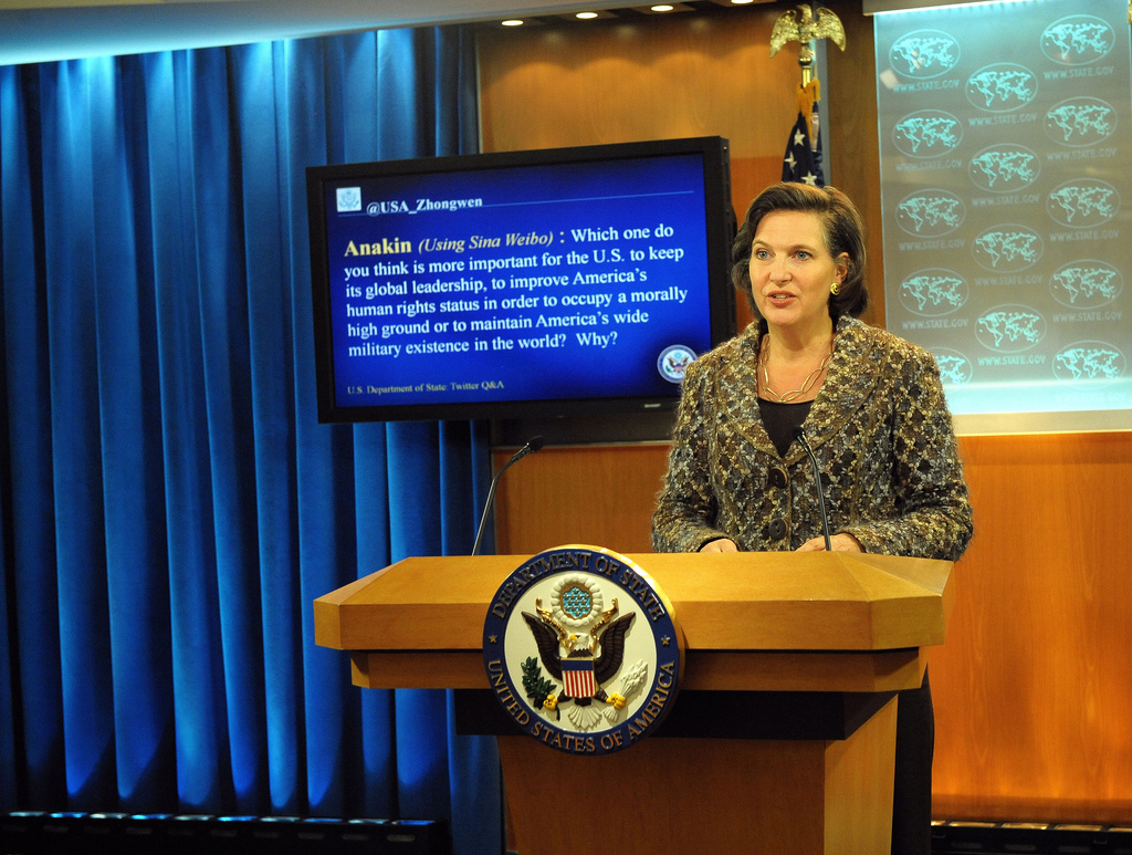 "(Video) Top US Diplomat To EU: ""F*** the EU"" Featured"