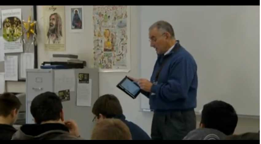 (Video) Vietnam Vet Hated By His Math Students.  Boy They Were Wrong. Featured
