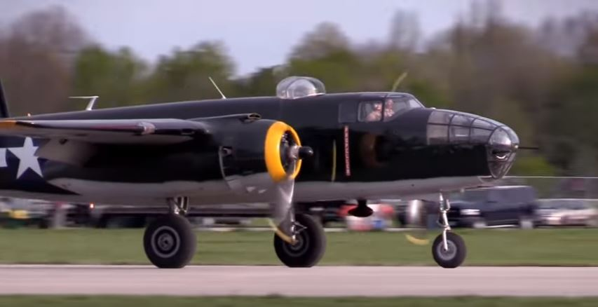 Vintage Aircraft III - The US Military shows its historic power and dominance, one aircraft at a time