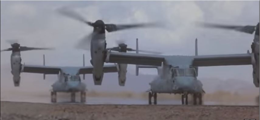 Marines Fly In, Unleash Hell, And Fly Out During Air Assault Exercises Featured