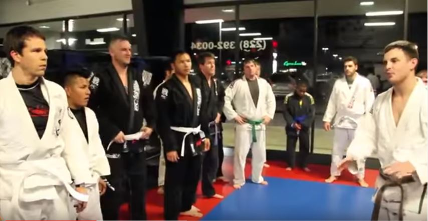 Watch What Happens When A Black Belt Pretends To Be A White Belt Featured
