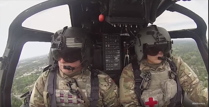 Watch The U.S. Army Set A World Record For Largest Helicopter Formation Flight Featured