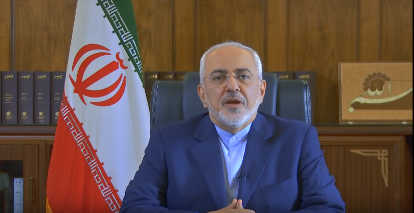 Iran will not interfere in US election, foreign minister says, but offers side of saber-rattling